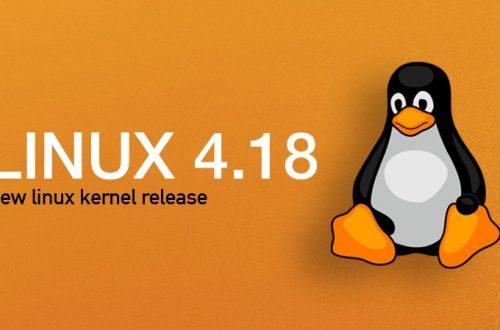 linux-kernel-4.18-release
